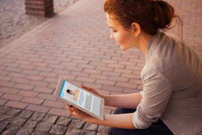 Psykatripartners på iPad