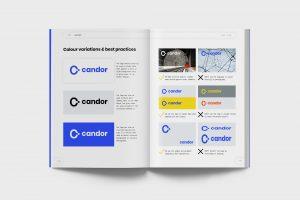 Varumärkesmanual för Candor