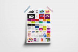 Varumärkesmanual för Koll på jobbet