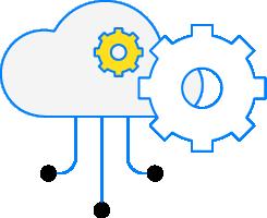 Symbol för hosting