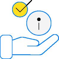 Symbol för leverans