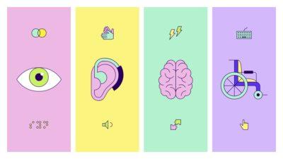 Symboler för olika funktionsvariationer