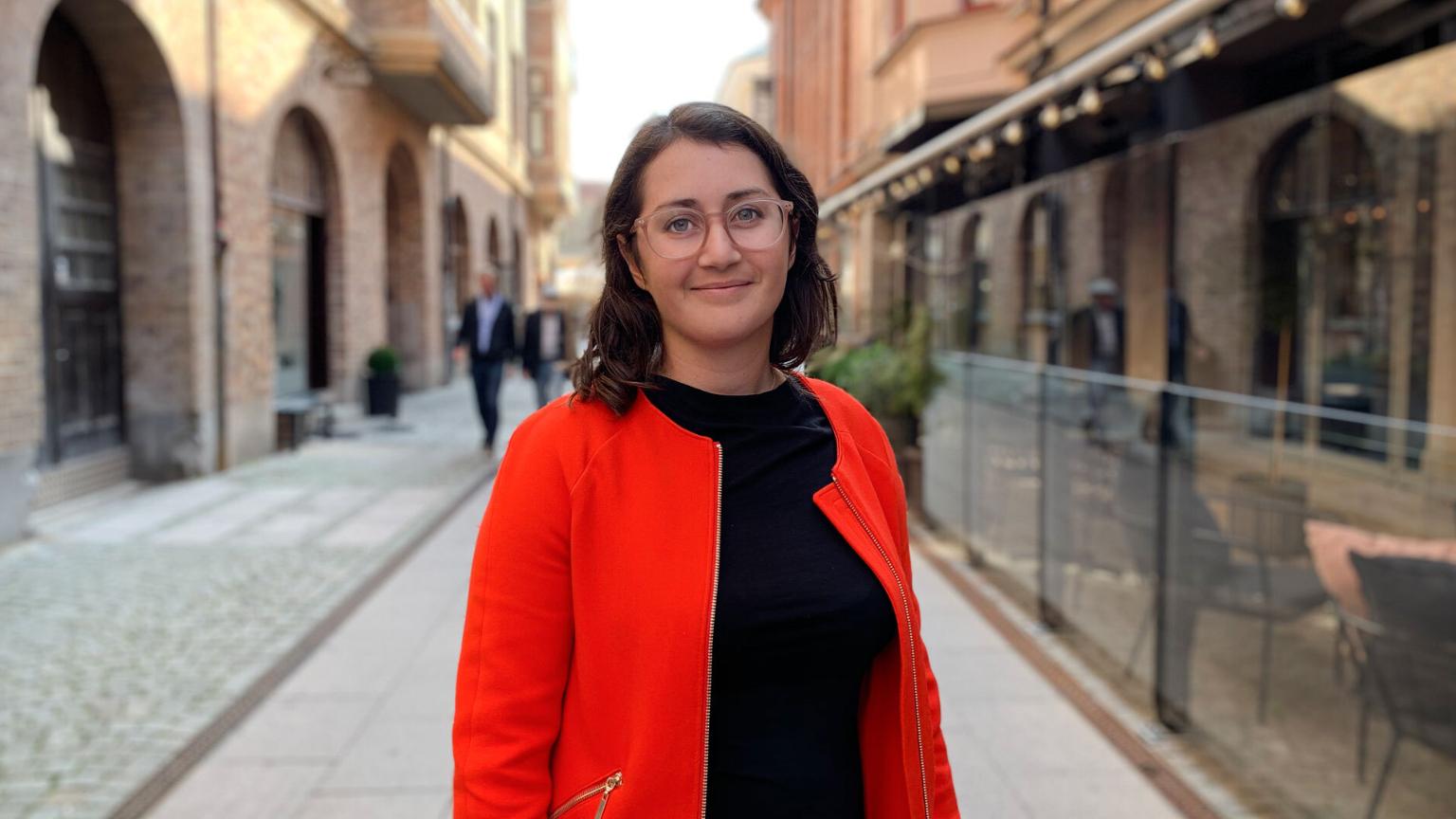 Caroline Lundblad